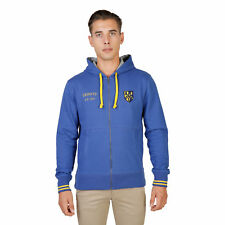 BD 74080 TRINITY-HOODIE Blu Oxford University Felpa Oxford University Uomo Blu 7