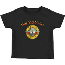 Guns N Roses Boys' Sweet Child O Mine Childrens T-shirt Black