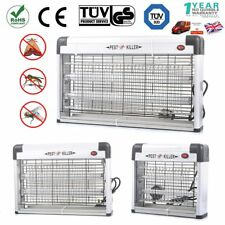 12W/20W/30W Electric Insect Killers Fly Pest Bug Zapper Hanging chain UK Plug