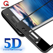 5D Curved Full Screen Tempered Glass Protector For Samsung Galaxy C9 Pro