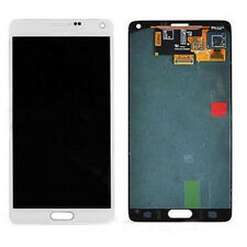 LCD DIGITIZER TOUCH SCREEN+ATTREZZO adatto a SAMSUNG GALAXY NOTE 4 N910 Bianco