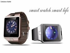 Orologio Collegato Per Smartwatch Telefono Bluetooth iPhone Android