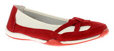 Ever So Soft Jay Womens Shoes Red UK Size