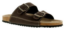 Wynsors Shore Mens Casual Beach Sandals Brown UK Size