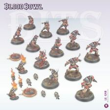 BLOOD BOWL THE DOOM LORDS CHAOS CHOSEN BLOOD BOWL TEAM GW 2016