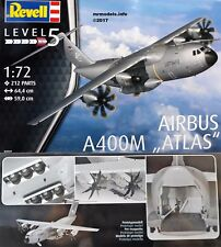 "Revell 1/72 Airbus A400M ""Atlas"" New Plastic Model Kit 03929 1 72"