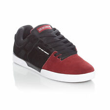DVS Getz+ Shoes Trainers Wine Suede