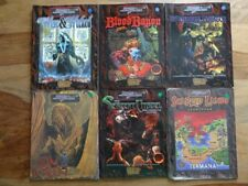 """Sword & Sorcery """"Scarred Lands"""" NEW unused Condition D&D 3rd Edition, d20 System"""