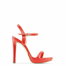 BD 70624 MARCELLA Rouge Made in Italia Sandales Made in Italia Femme rouge 70624