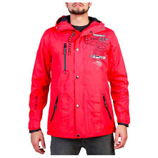 BD 90538 Clemente_man Rojo Geographical Norway Chaqueta Hombre R