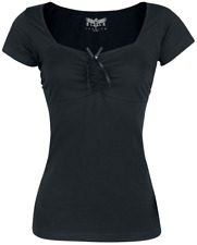 Black Premium by EMP Something Wicked Maglia donna nero