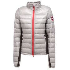 8789V giubbotto donna CANADA GOOSE grey ultra light jacket woman