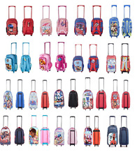 Disney Kids Character Trolley Suitcase for Travel Holiday Wheel cabin bag Large