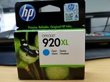 Genuino HP Alto Capacidad Cartucho de TINTA CIAN HP 920xl (CD972AE) - Clearance