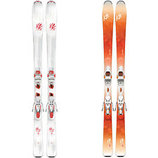 K2 LUV STRUCK 80 Damen -SKI incl. ER3 10 TCX ATTACCHI ALL TERRAIN Sci Rocker