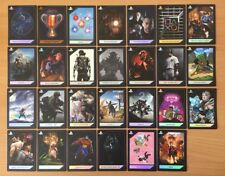 Official PSX PlayStation Experience 2017 Collectable Cards RARE God of War