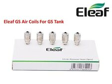 Eleaf GS Air 0.75 & 1.2 Ohms Replacement Coil Heads UK Stock 100% Authentic