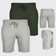 Mens Plain Sweat Summer Shorts | Designer Pockets Trunks | Gym, Casual Jogger