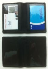 RFID LEATHER TRAVEL CARD HOLDER OYSTER CARD HOLDER Travel Card Wallet HOLDER