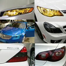 Goody Car Smoke Fog Light Headlight Taillight Tint Vinyl Film Sheet Sticker DIY