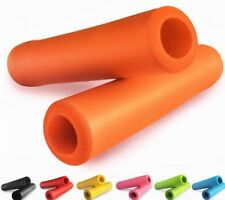 Ultralight Silicone Bike Grips Cycling MTB Bicycle Handlebar Anti-slip Grip New