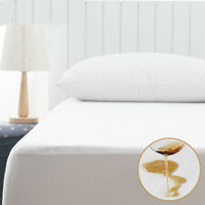Waterproof Terry Towel & Quilted Mattress Fitted Sheet Protector Cover All Size