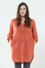 60% OFF SALE - Nomads - Cotton Long Sleeve Tunic Shirt - WP45 - Fair Trade