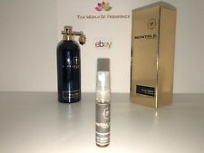 Decant 5ml Montale Blue Amber / The Best Price Guaranteed / Fast Shipping!
