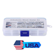 Orthodontic Dental Mini Bracket&Lingual Button/Wire Accessories Injection Mould