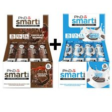 2x PHD Nutrition SMART BARRE ALTO CONTENUTO PROTEINE Multicolore SAPORI