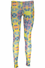 GR 100135 multicolore leggins donna amy gee donna leggins amy gee leggins elasti