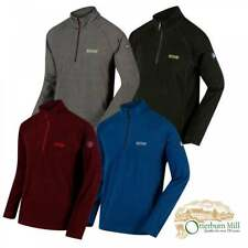 Regatta Montes Stripe Half Zip Fleece R.R.P £30.00 Summer Sale Price £10.99