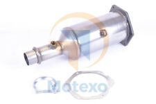 DPF PEUGEOT 607 2.2HDi (4HX (DW12TED4)) 1/99-9/04 (Euro 3-4 DPF only)