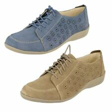 mujer Padders Calce Extra Ancho Zapatos Estilo Darcy W