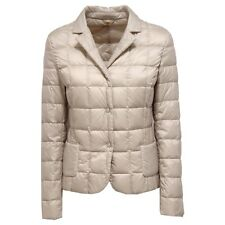 0561W piumino donna FAY light grey ultra light jacket woman