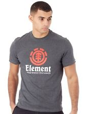 Element T-Shirt Vertical Grau Heather