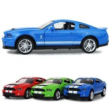 FORD MUSTANG MODEL CAR, Scale 1:32, Pull Back Motion, Sounds & Lights