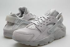 704830-005 Nike Men Air Huarache Run Premium (neutral grey / neutral grey)