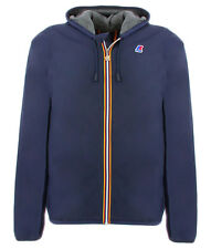 Giubbotto Jacques Jersey Kway impermeabile colore blu per uomo Kway JACQUES JERS