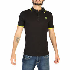 BD 91875  Nero Geographical Norway Polo Geographical Norway Uomo Nero 91875 Polo