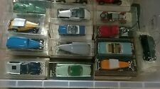 1:43 Scale Vintage Solido Age d'or - (all cased in excellent condition)