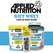 Applied Nutrition Diet Whey Iso Lean Whey Blend Diet Shake