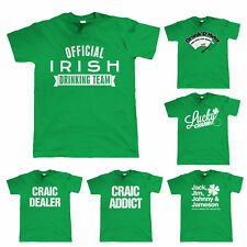 Mens Funny St Patricks Day T Shirt - Choice of Designs