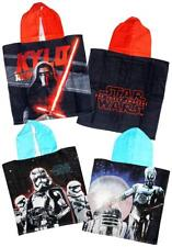 Boys Towel Poncho Star Wars KYLO REN Hoody Beach Pool One Size 5 to 12 Years