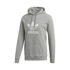 adidas Originals Trefoil Warm Up Hoody Grau