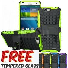 For Samsung Galaxy Phone Case Tough Armour Kick Stand Shockproof Dual Hard Cover