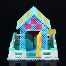 1000pcs For Child Gift EVA Hama Perler  5mm Candy Color Beads Educational Toys