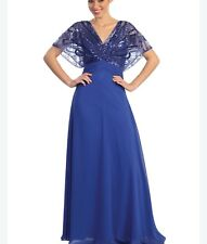 Mother of the Bride Groom Wedding Party Dress Ball women miss evening Lace Gowns