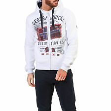 87375 Geographical Norway Felpa Geographical Norway Uomo Bianco 87375 Felpe Uomo