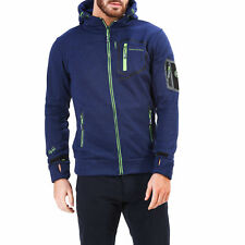 87353 Geographical Norway Felpa Geographical Norway Uomo Blu 87353 Felpe Uomo